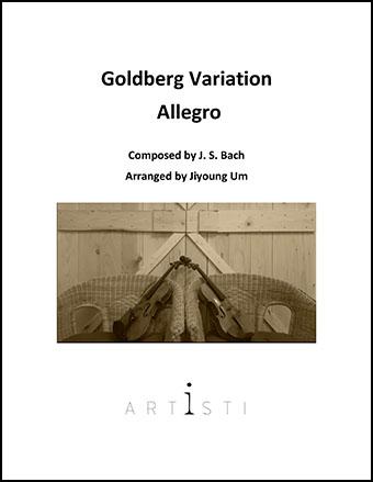 Goldberg Variation - Allegro