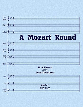 A Mozart Round