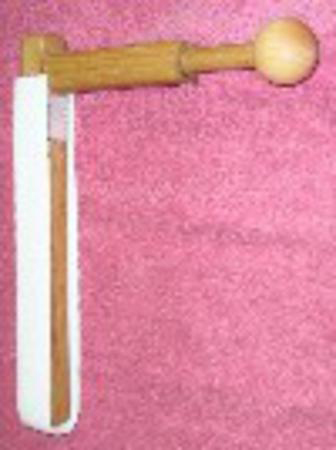 Right Angle Mallet with Velcro