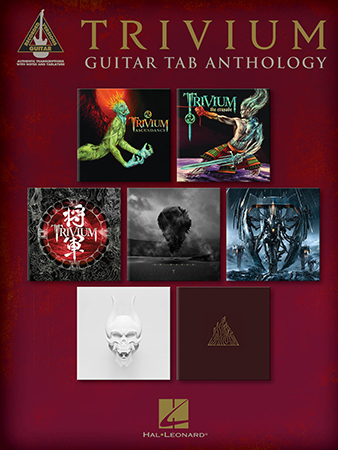 Trivium Guitar Tab Anthology