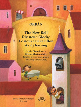The New Bell : Little Piano Pieces