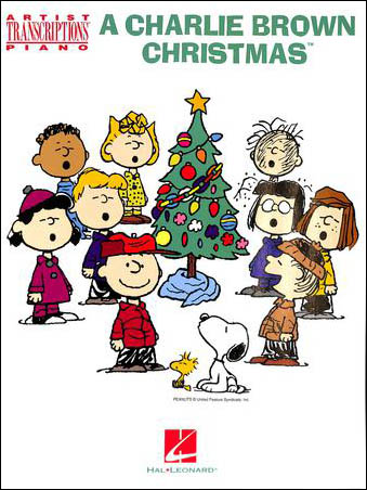 Artist Transcriptions Piano : A Charlie Brown Christmas