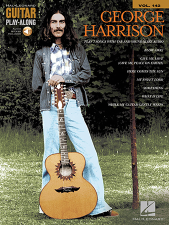 Guitar Play-Along, Vol. 142: George Harrison