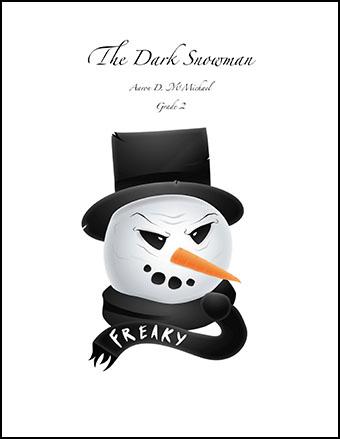 The Dark Snowman
