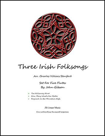 3 Irish Folksongs Cover