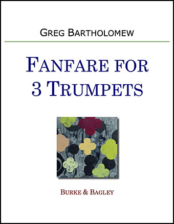 Fanfare for 3 Trumpets