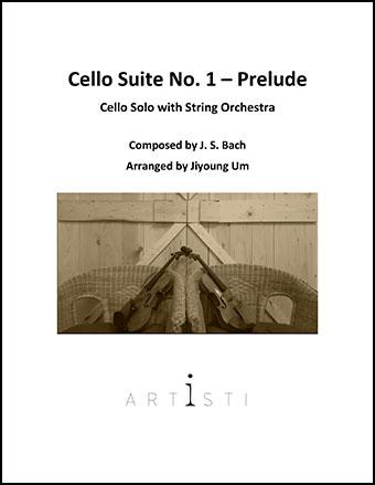 Cello Suite #1 - Prelude