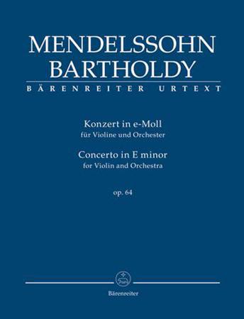 Concerto in E minor, Op. 64