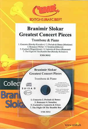 Branimir Slokar Greatest Concert Pieces