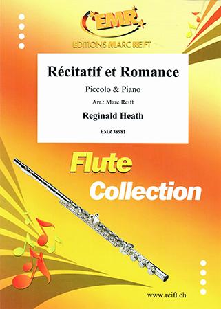 Recitatif et Romance