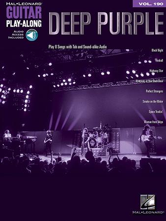 Guitar Play-Along, Vol. 190: Deep Purple