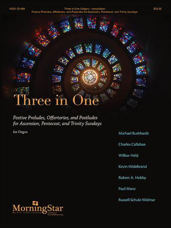 Three in One : Festive Preludes Offertories