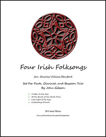 4 Irish Folksongs Thumbnail