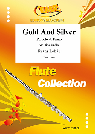 Gold And Silver Cover