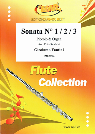 Sonata Nos. 1 3