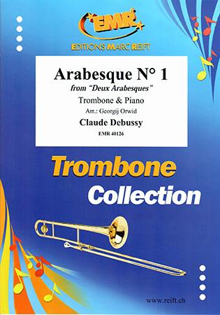 Arabesque #1 Cover