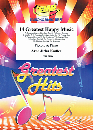 14 Greatest Happy Music