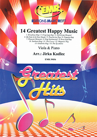 14 Greatest Happy Music Cover
