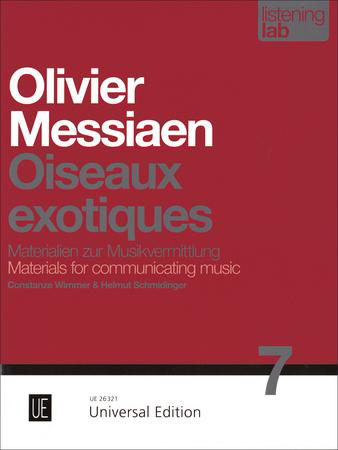 Oiseaux Exotiques: Materials for Communicating Music