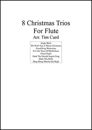 8 Christmas Trios