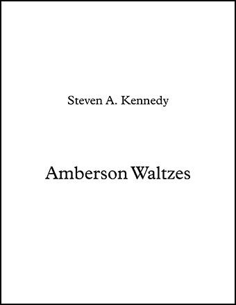 Amberson Waltzes