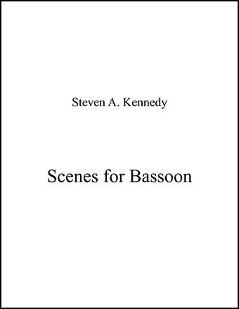 Scenes for Bassoon