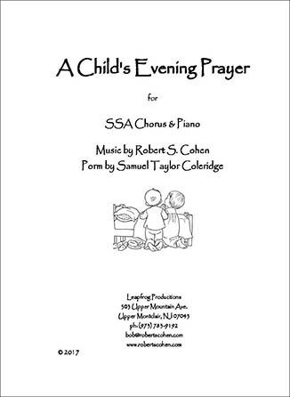 A Child's Evening Prayer