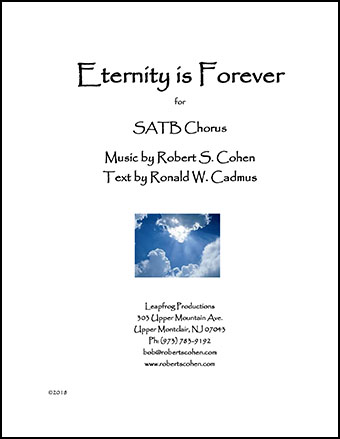 Eternity is Forever