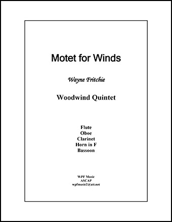 Motet for Winds