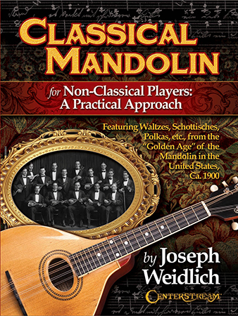 Classical Mandolin for Non-Classical Players