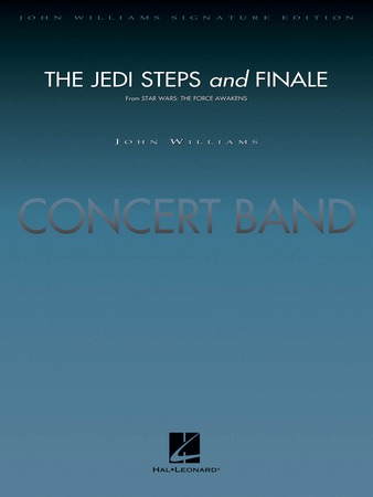 The Jedi Steps and Finale