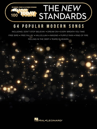 EZ Play Today, Vol. 100: The New Standards