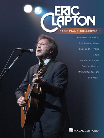 Eric Clapton : Easy Piano Collection