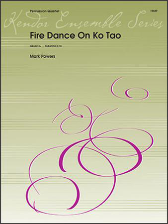 Fire Dance on Ko Tao