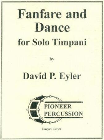 Fanfare and Dance for Solo Timpani