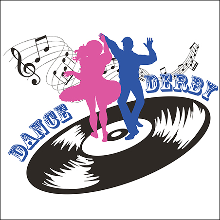 Dance Derby marching band show cover