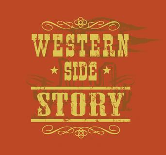 Western Side Story marching band show cover