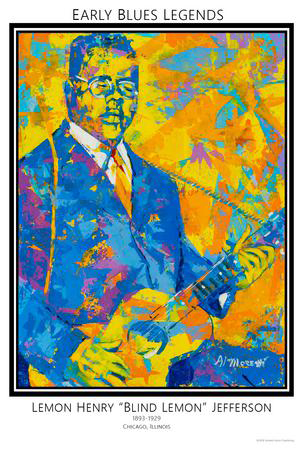 Early Blues Legends, Blind Lemon Jefferson
