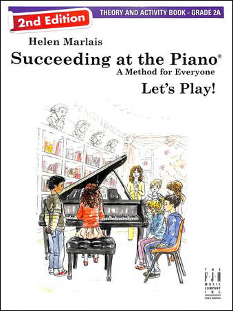Succeeding at  the Piano #2A