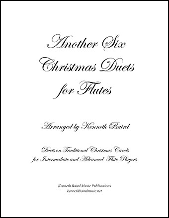 Another Six Christmas Duets