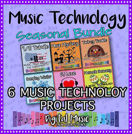 Music Technology Curriculum: Seasonal Lessons