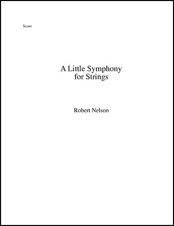 A Little Symphony for Strings