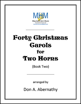 Forty Christmas Carols