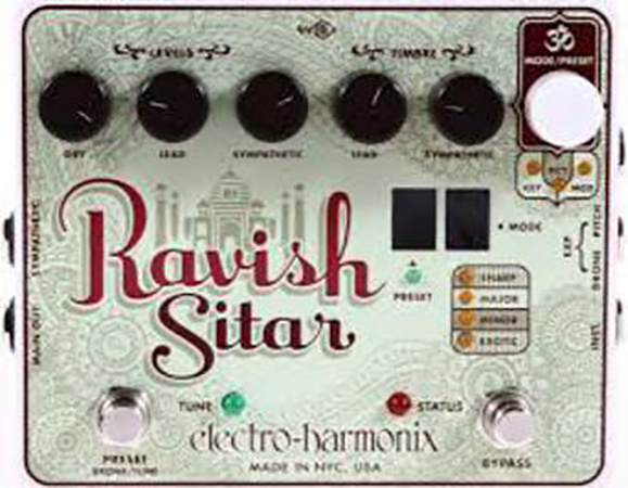 Ravish Sitar Effects Pedal