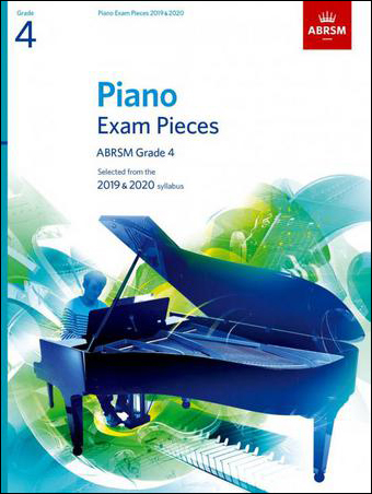 Piano Exam Pieces, 2019-2020