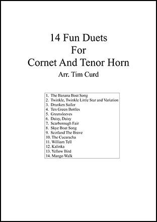 14 Fun Duets Thumbnail