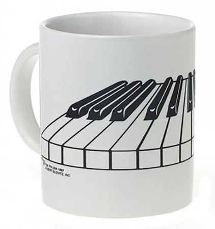 Keyboard Coffee Mugs