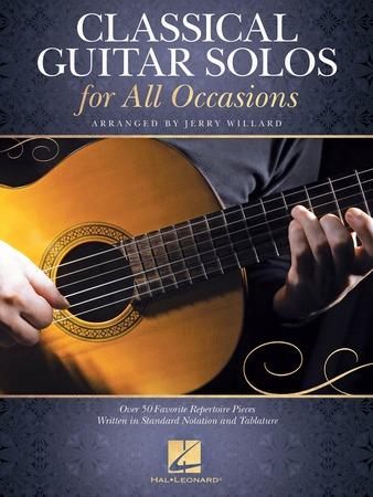 Classical Guitar Solos for All Occasions