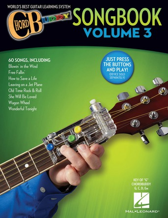 ChordBuddy Songbook, Vol. 3