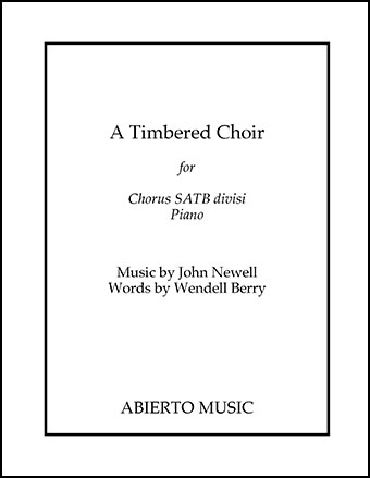 A Timbered Choir